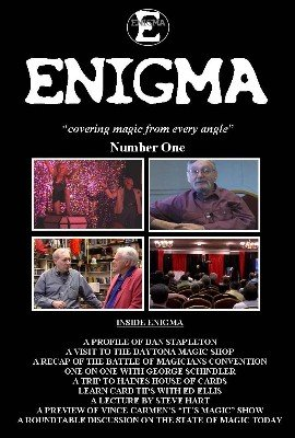 Enigma 1 by Chuck Smith & Chris Smith