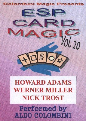 ESP Card Magic Vol. 20 by Aldo Colombini
