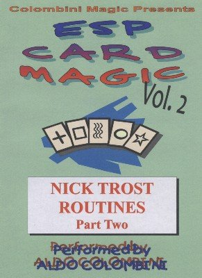 ESP Card Magic Vol. 2: Nick Trost Part 2 by Aldo Colombini