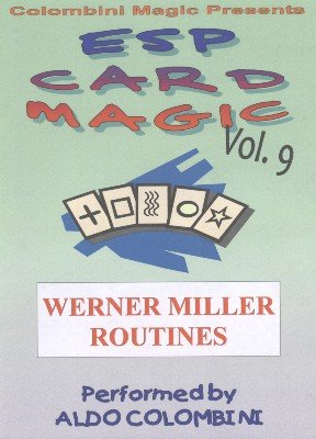 ESP Card Magic Vol. 9: Werner Miller by Aldo Colombini