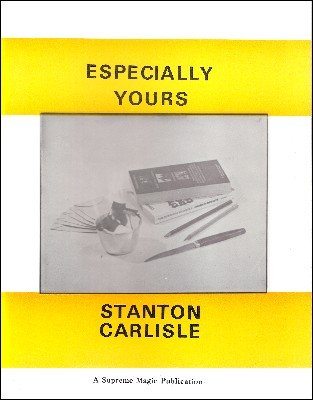ESPespcially Yours by Stanton Carlisle
