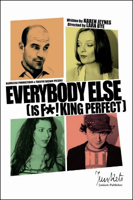 Everybody Else is Fucking Perfect by Karen Jeynes
