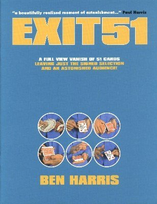 Exit 51 (for resale) by (Benny) Ben Harris
