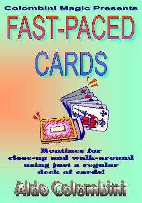 Fast Paced Cards by Aldo Colombini