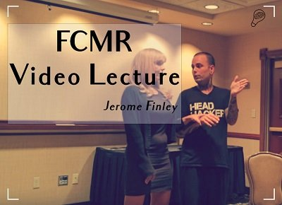 FCMR: Full Contact Mind Reading by Jerome Finley
