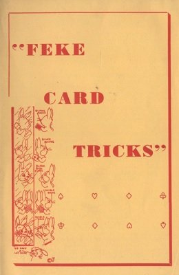 Feke Card Tricks by Harry Stanley