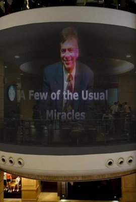 A Few of the Usual Miracles by Randy Wakeman