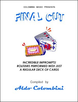 Final Cut by Aldo Colombini
