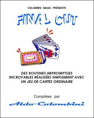 Final Cut (French) by Aldo Colombini