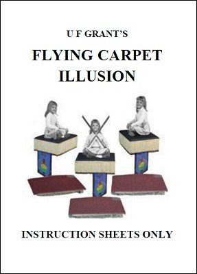 The Flying Carpet Illusion by Ulysses Frederick Grant