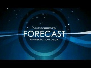 Forecast: a prediction deck by Dave Forrest