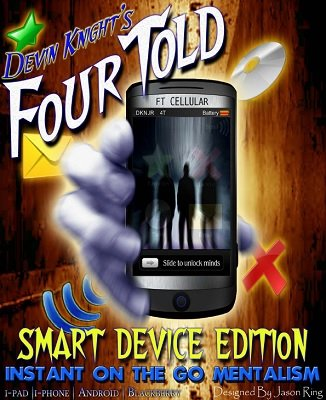 Four Told 2: Modern Symbol Edition by Devin Knight