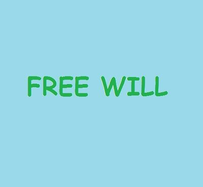 Free Will by Will Fors