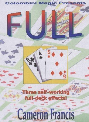 Full: Three self-working full deck effects (video) by Cameron Francis