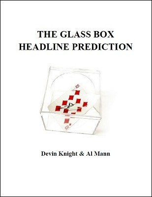 The Glass Box Headline Prediction by Devin Knight & Al Mann