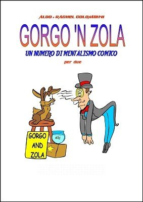 Gorgo'n Zola by Aldo Colombini