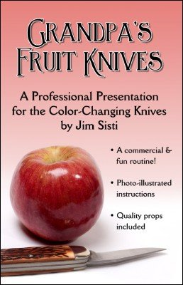 Grandpa's Fruit Knives by Jim Sisti