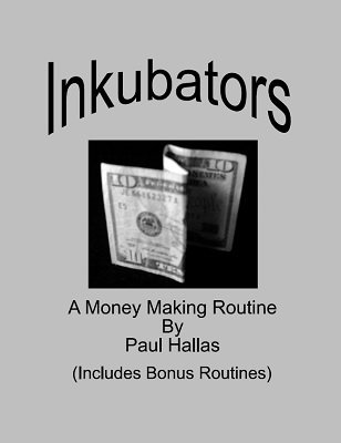 Inkubators by Paul Hallas