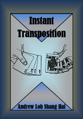 Instant Transposition by Andrew Loh