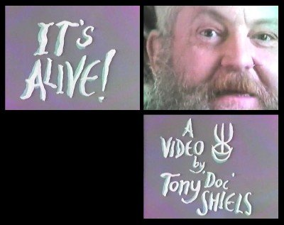 It's Alive: The World of Tony 'Doc' Shiels by Tony Shiels