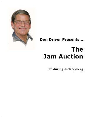 The Jam Auction by Don Driver