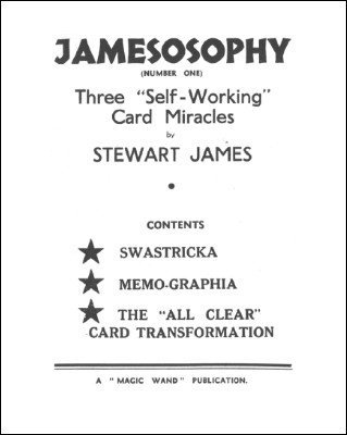 Jamesosophy by Stewart James