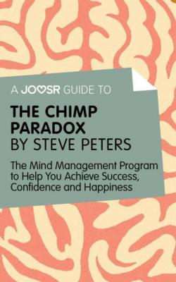 A Joosr Guide to... The Chimp Paradox by Steve Peters: The Mind Management Program to Help You Achieve Success, Confidence, and by Joosr