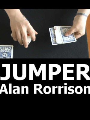 Jumper by Alan Rorrison