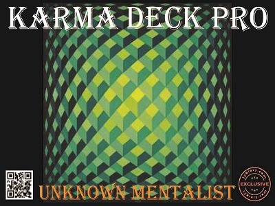 Karma Deck Pro by Unknown Mentalist