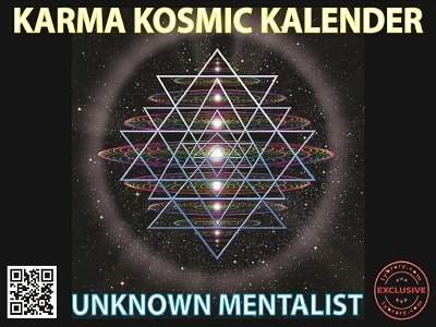 Karma Kosmic Kalender by Unknown Mentalist