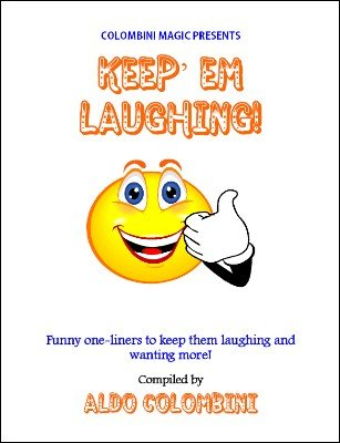 Keep'em Laughing by Aldo Colombini