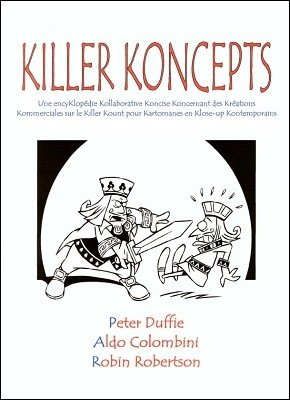 Killer Koncepts (French) by Aldo Colombini & Peter Duffie & Robin Robertson