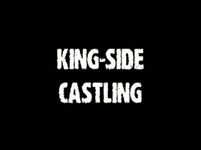 King-Side Castling by Jeff Stone