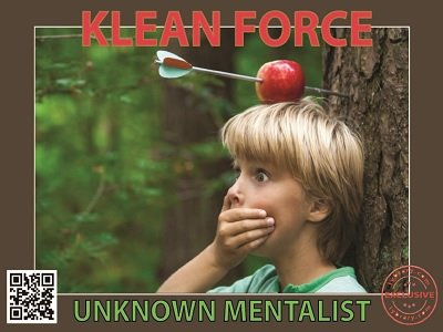 Klean Force by Unknown Mentalist