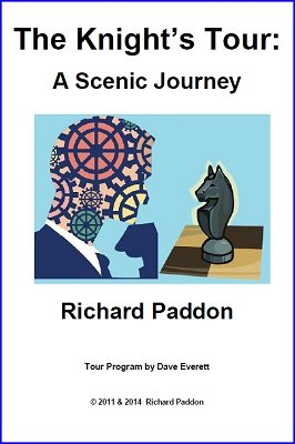 The Knight's Tour: A Scenic Journey by Richard Paddon