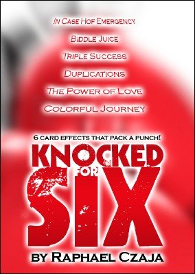 Knocked For Six by Rapha�l Czaja