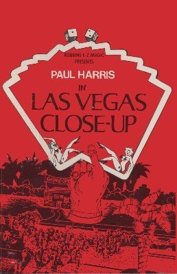 Paul Harris in Las Vegas Close-Up (for resale) by Paul Harris