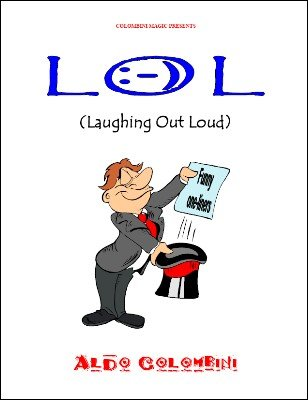 Laughing Out Loud by Aldo Colombini