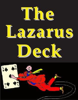 The Lazarus Deck by Stephen Tucker
