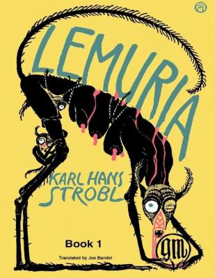 Lemuria Book 1 by Joe Bandel & Karl Hans Strobl
