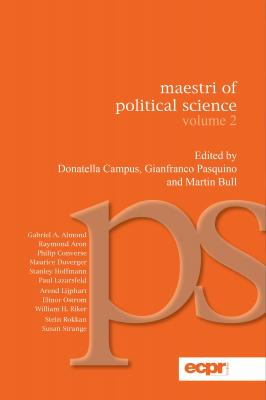 Maestri of Political Science by Donatella Campus