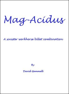 Mag-Acidus by David Gemmell