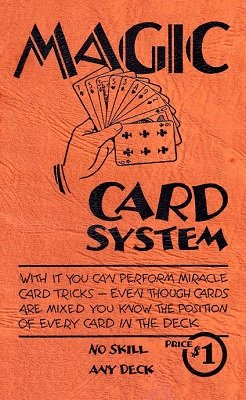 Magic Card System by Percy Abbott