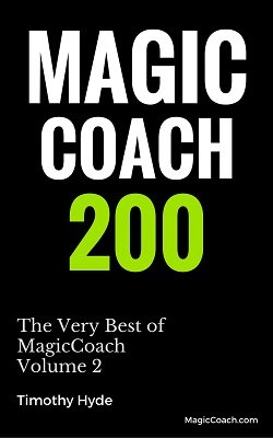Magic Coach 200 by Timothy Hyde