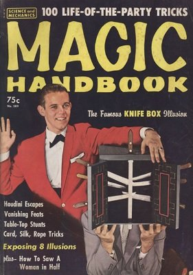 Magic Handbook (Science and Mechanics) by Science and Mechanics