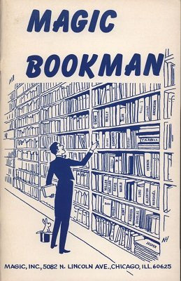 Magic Bookman by Frances Marshall