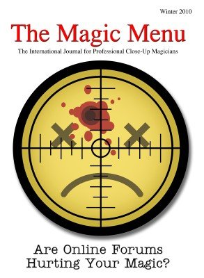 Magic Menu volume 12, number 2 by Jim Sisti