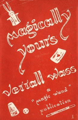Magically Yours by Verrall Wass
