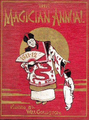 Magician Annual 1911-12 by Will Goldston