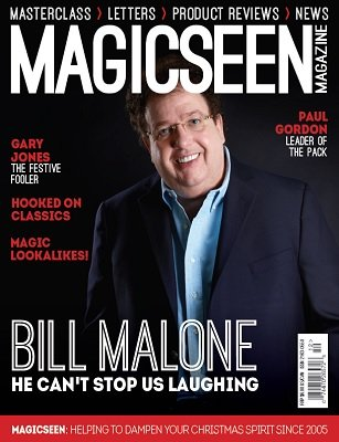 Magicseen: one year subscription by Mark Leveridge & Graham Hey & Phil Shaw
